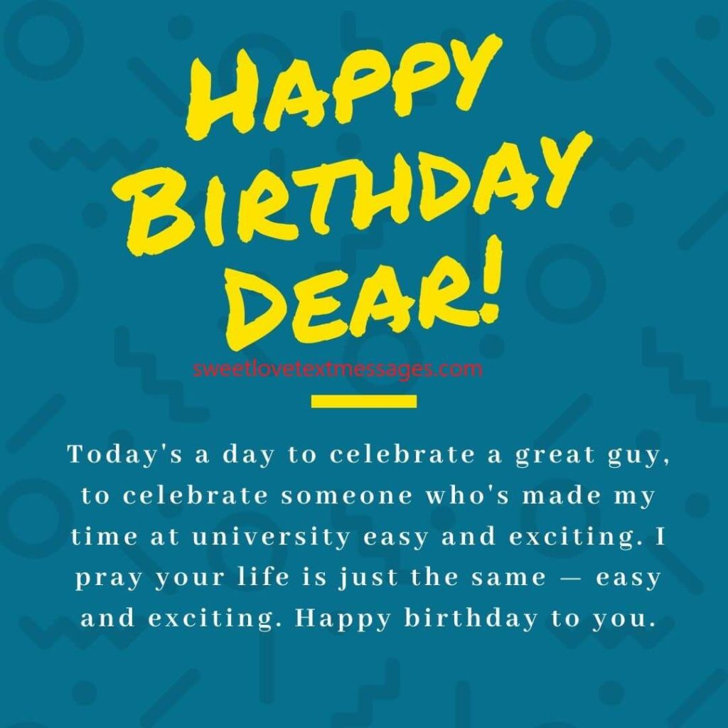 Phenomenal Birthday Wishes For Friend Male Happy Birthday Guy Love Text Funny Birthday Cards Online Alyptdamsfinfo