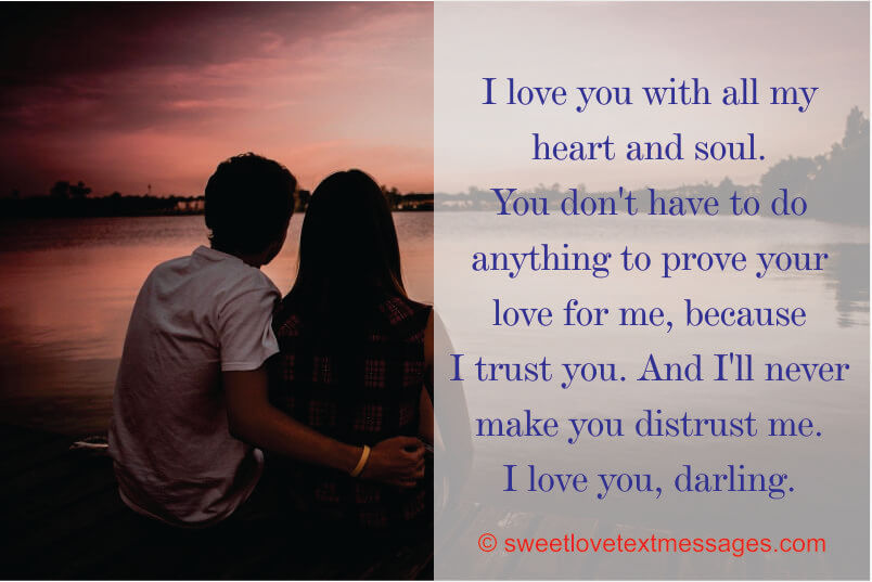 I Love You With All My Heart And Soul Quotes