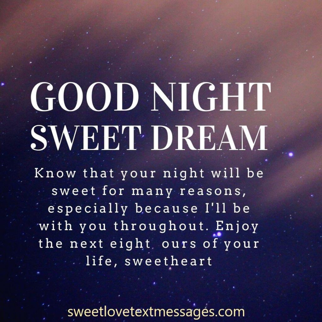 good night sweet dreams my love images
