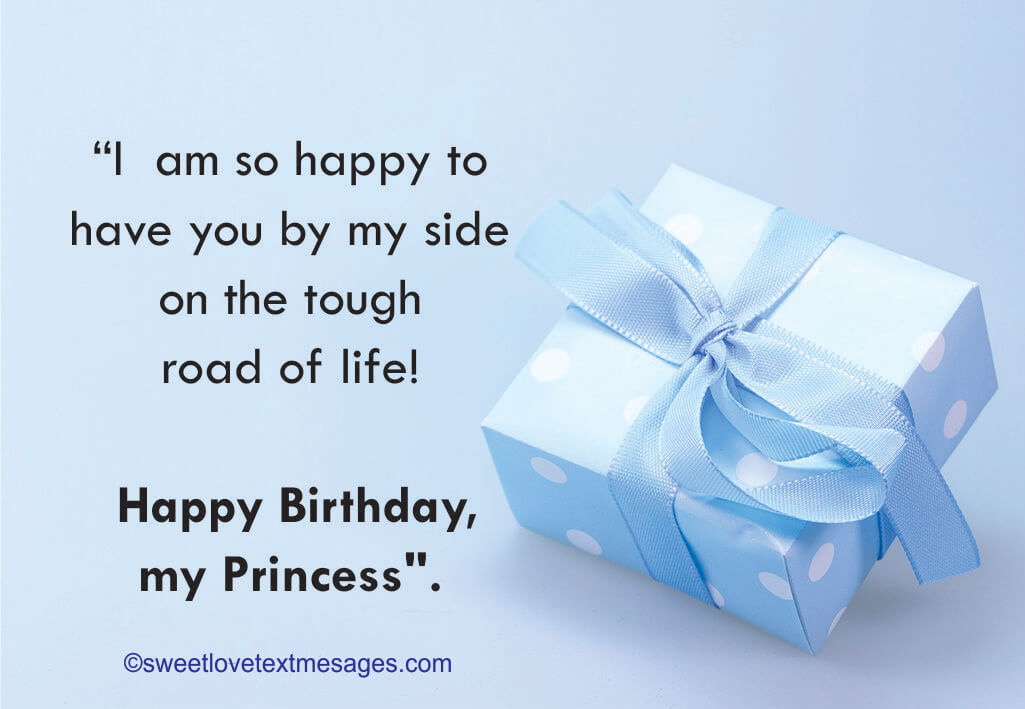 happy birthday quotes to my girlfriend