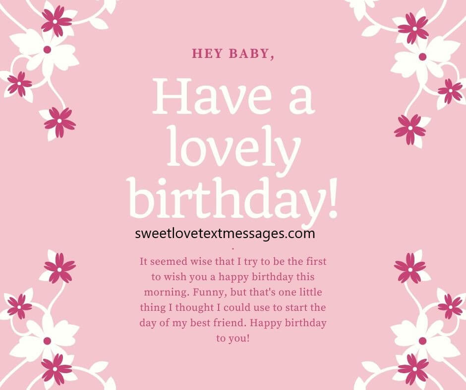 Happy Birthday Paragraphs For Best Friend Copy And Paste
