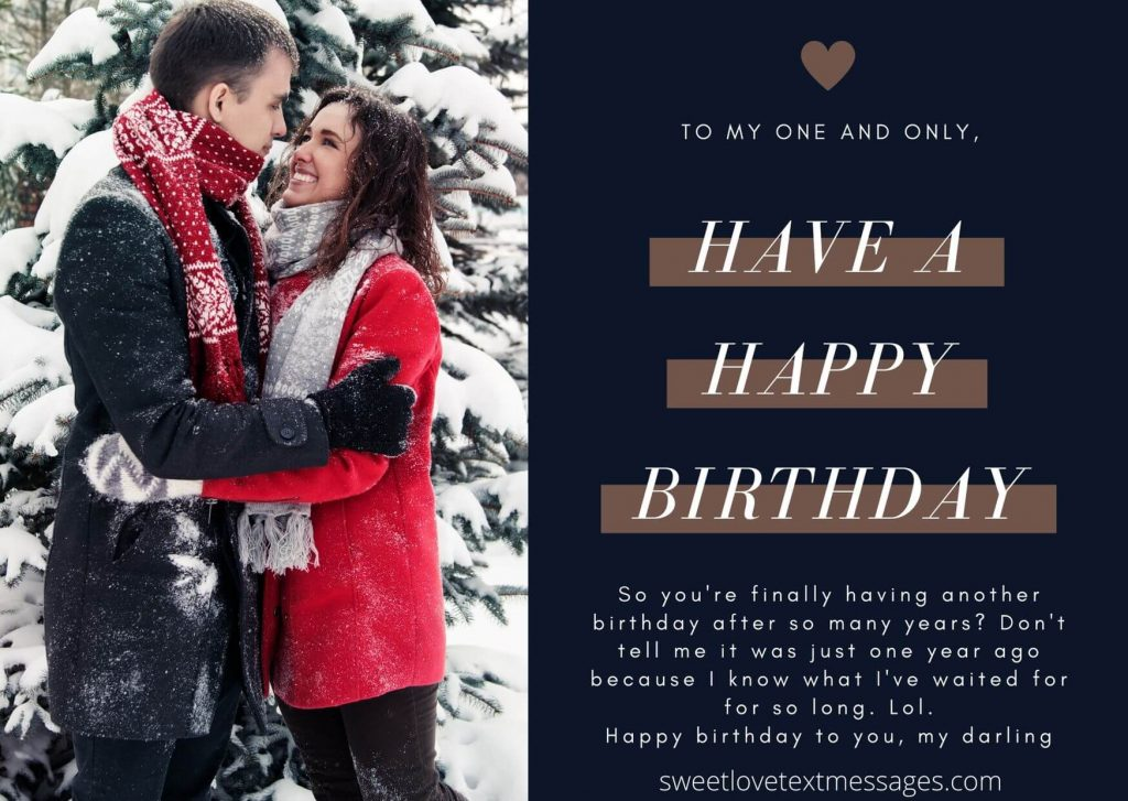 Funny Happy Birthday Paragraphs For Boyfriend