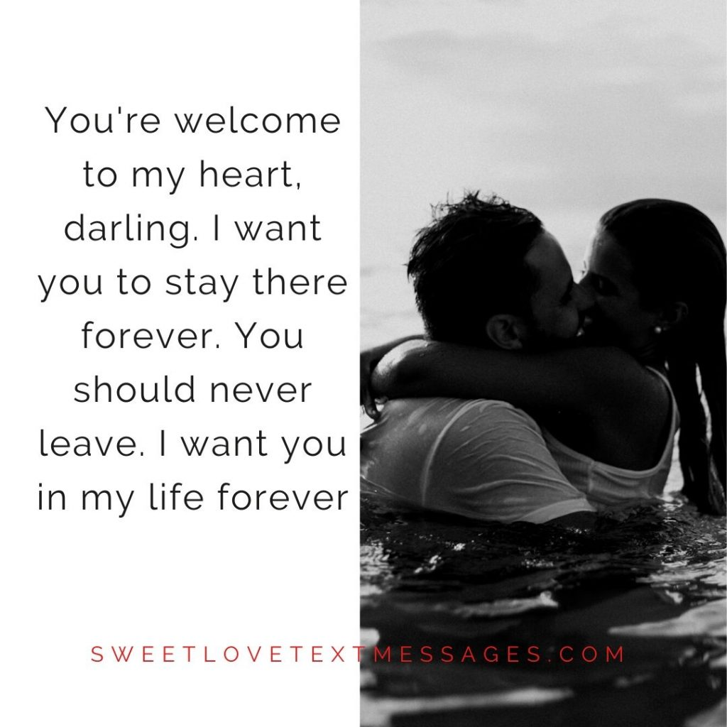 I Want To Spend The Rest Of My Life With You quotes