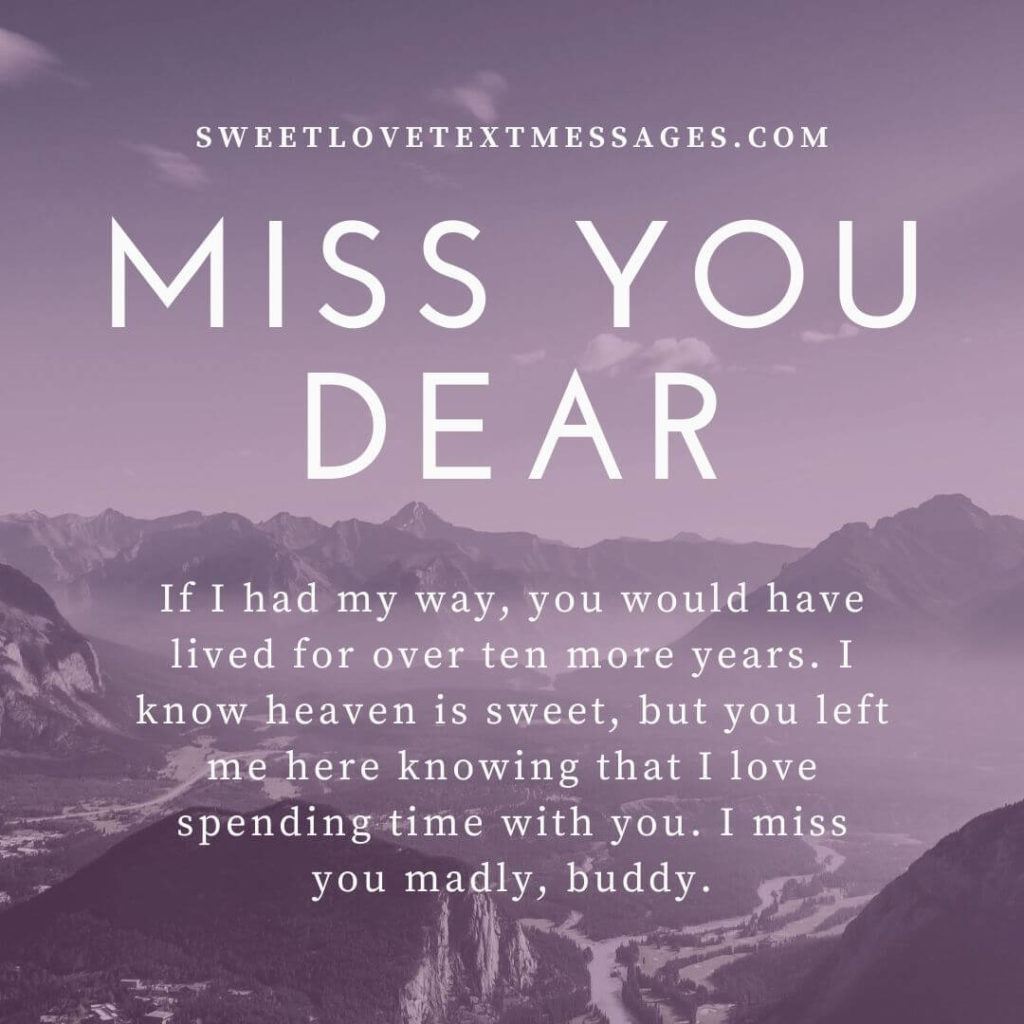 Missing My Friend In Heaven Quotes