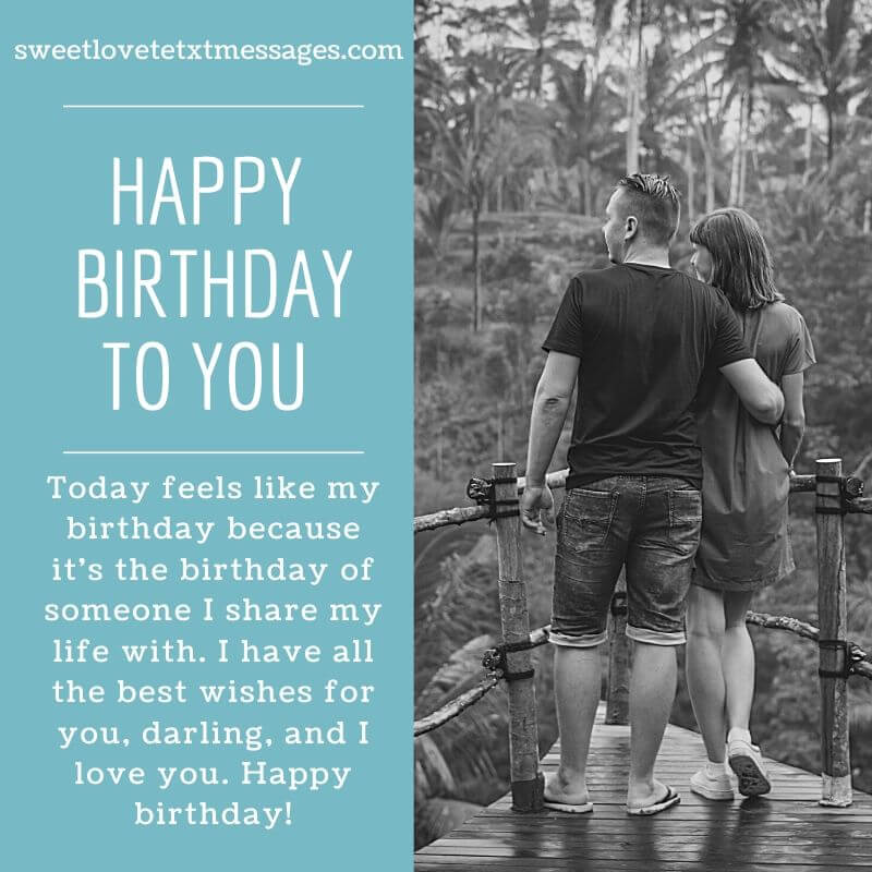 Short Happy Birthday Paragraphs For Boyfriend